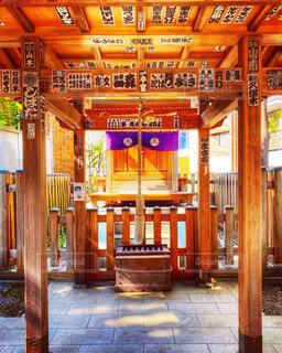 境稲荷神社の写真・画像素材[4189812]