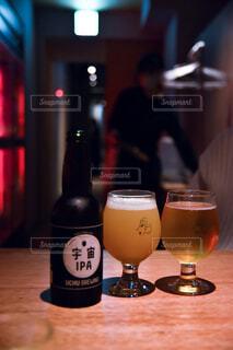 京都のクラフトビール屋さんの写真・画像素材[4191063]