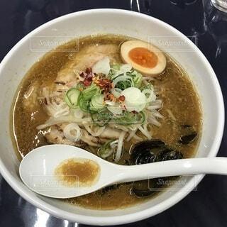 スープのボウルの写真・画像素材[4192773]