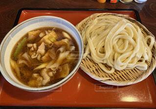 肉汁うどんの写真・画像素材[4197039]
