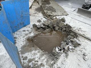 漏水修理の写真・画像素材[4810616]