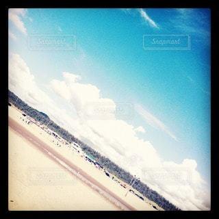 雲の写真・画像素材[42599]