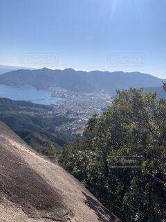 山の眺めの写真・画像素材[4201445]