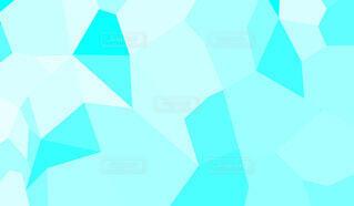 クリスタルや氷パターン背景の写真・画像素材[4819441]