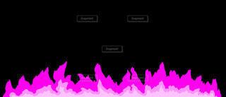 ピンクの炎のラインの写真・画像素材[4872647]