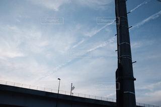 爽やかな空の写真・画像素材[4210024]