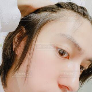 自撮り男性の写真・画像素材[4280030]