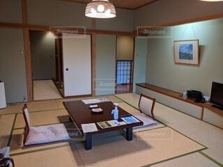 旅館の部屋の写真・画像素材[4225360]