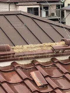 屋根の写真・画像素材[4259422]