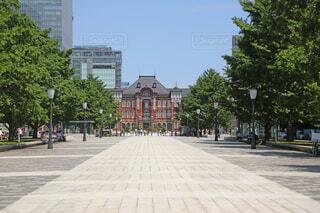 東京駅 丸の内駅舎の写真・画像素材[4622380]