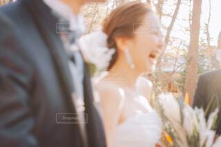 幸せの笑顔の写真・画像素材[4219895]