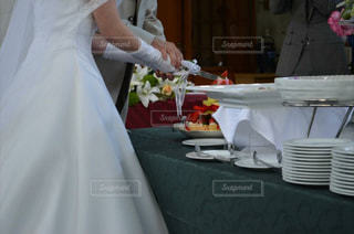 結婚式の写真・画像素材[182336]