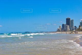 サーファーズパラダイス、オーストラリアのゴールドコーストの写真・画像素材[4237229]