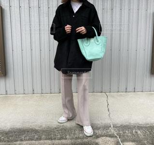 水色の鞄の日の写真・画像素材[4229972]