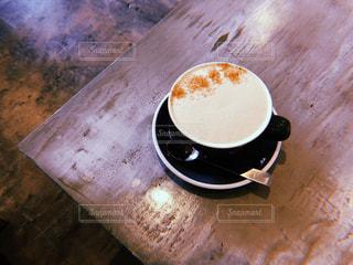 カフェの写真・画像素材[2393841]