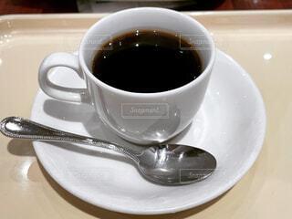ドトールコーヒーにブレンドコーヒーの写真・画像素材[4282198]