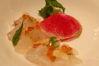 食べ物の皿の写真・画像素材[4272142]