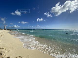 カリブ海の写真・画像素材[4243850]