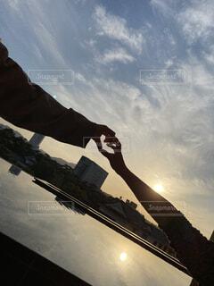 日の落ちる前にの写真・画像素材[4246482]