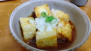 揚げ出し豆腐の写真・画像素材[4256164]