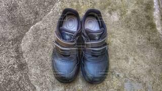 安全靴の写真・画像素材[4259691]