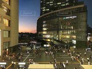 市街地の眺めの写真・画像素材[2692330]