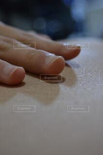 手と肌の写真・画像素材[4263706]