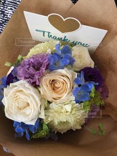 花束の写真・画像素材[4268930]