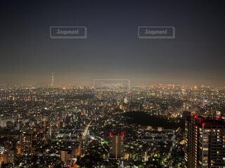 サンシャイン60展望台にて3の写真・画像素材[3624796]