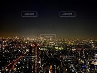 サンシャイン60展望台にて6の写真・画像素材[3624813]