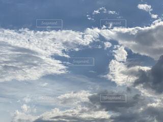 空と雲の写真・画像素材[3646160]