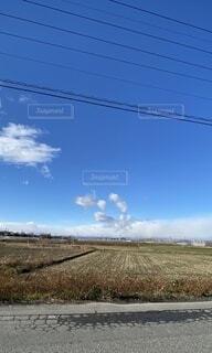 変わった雲の写真・画像素材[3652798]