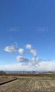 変わった雲(アップ)の写真・画像素材[3652799]
