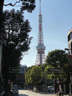 東京タワーの写真・画像素材[3656983]