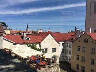 エストニア 街の写真・画像素材[4270996]