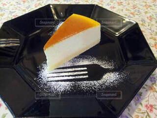 チーズケーキの写真・画像素材[4276553]