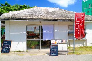 宮古島のカフェの写真・画像素材[856561]