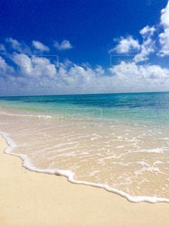 宮古島のビーチの写真・画像素材[856843]