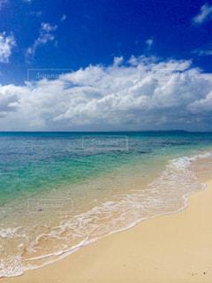 宮古島のビーチの写真・画像素材[856844]