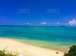 宮古島のビーチの写真・画像素材[856845]