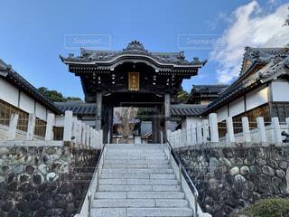 知多四国霊場15番霊場洞雲院の写真・画像素材[4595192]