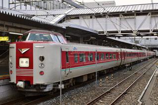 引退が迫る381系電車の写真・画像素材[4596462]