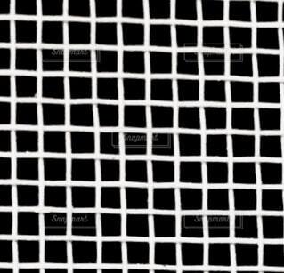 網戸から空の写真・画像素材[4306843]