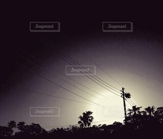 夕暮れどきの風景の写真・画像素材[4308184]