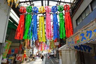 七夕祭りの写真・画像素材[4319049]