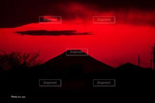 富士山の写真・画像素材[4318734]