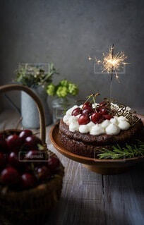誕生日ケーキの写真・画像素材[4659231]