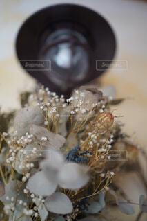 花のクローズアップの写真・画像素材[4362452]