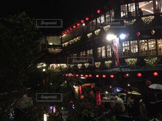 台湾の九份の写真・画像素材[4341774]