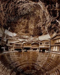 伊根の舟屋の写真・画像素材[4325597]